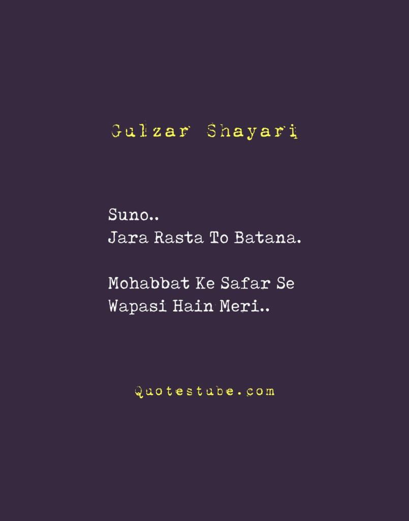 best gulzar poetry