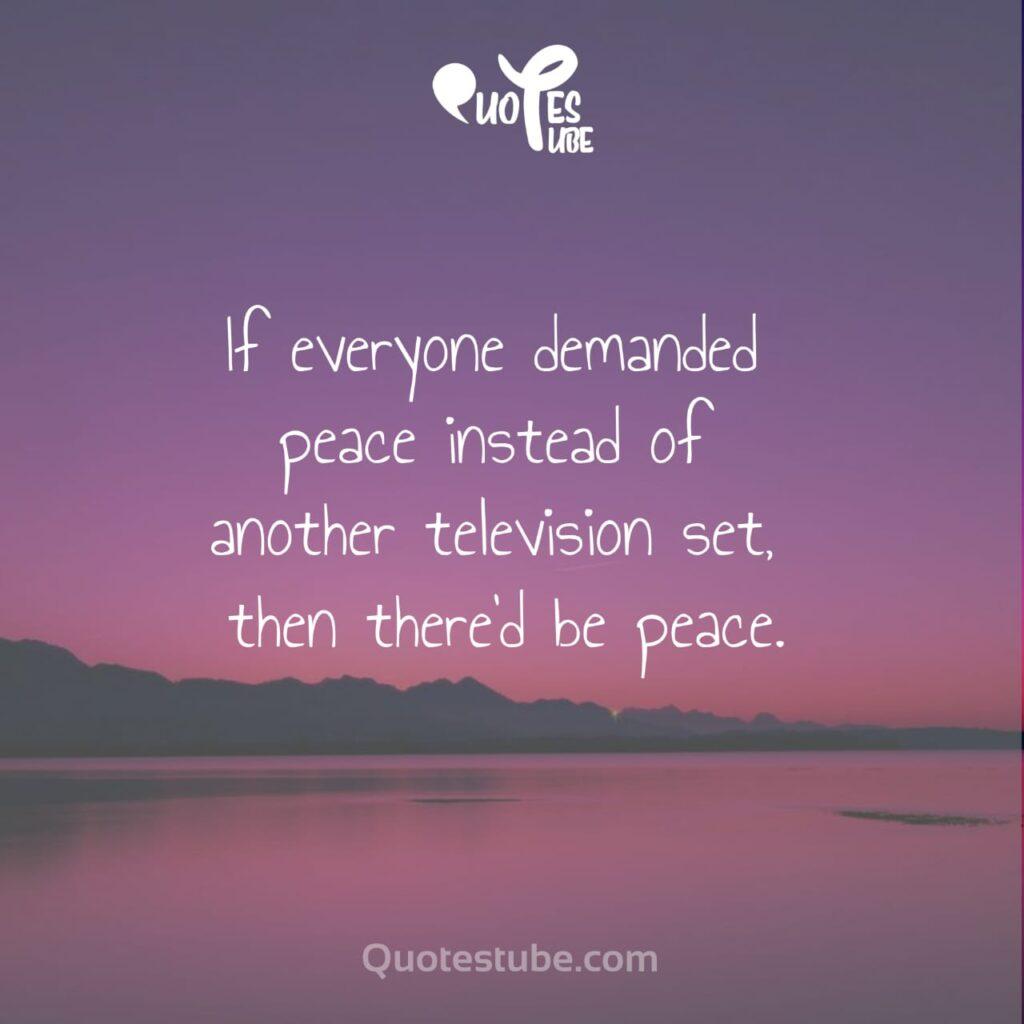 peace status 22