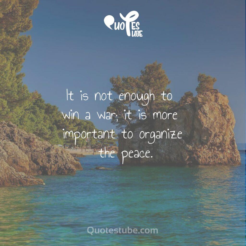 peace status for instagram 1