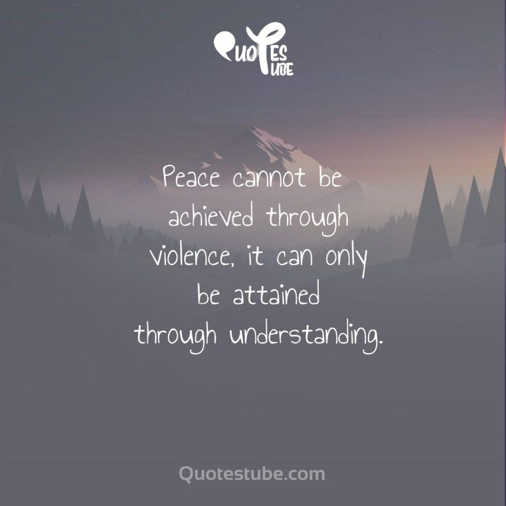 peace status for instagram 4