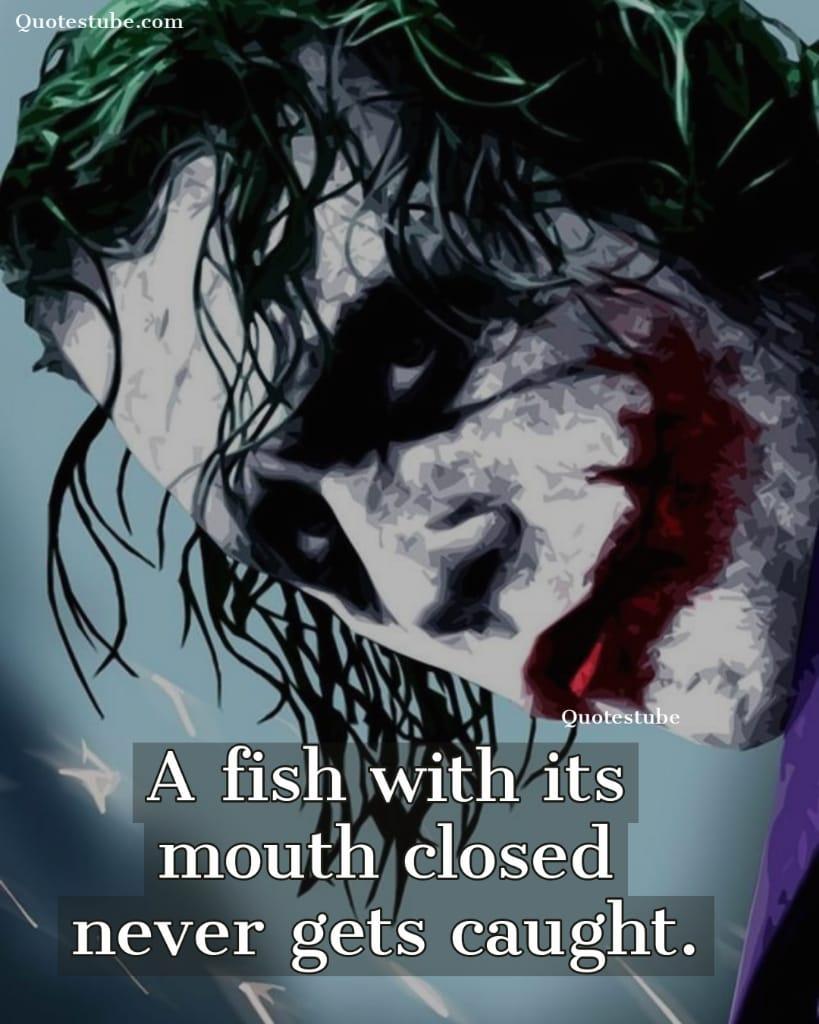 the joker lines 10