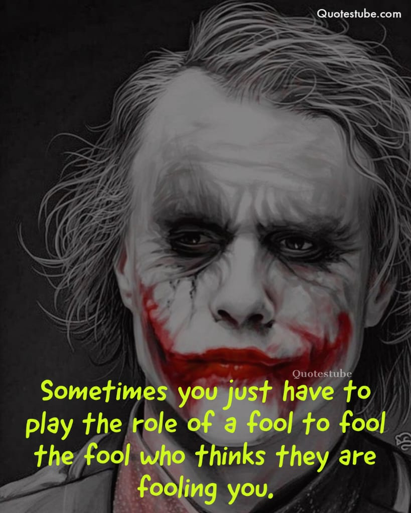 the joker lines 8